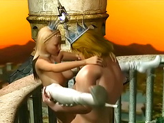 Hot bosomy milf can`t fight the desire to taste her son`s meat!