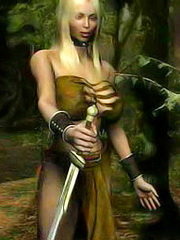 Novel adventures of grave and distorted ramba