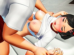 3d artworks of antic executions of naked girls